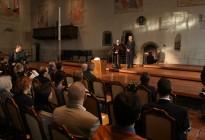 Slavnostní večer představování nového překladu Bible - betlémská kaple